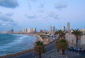 Tel Aviv seaside — Stock Photo