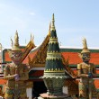 The Royal Palace. Bangkok, Thailand — Stock Photo #8462793
