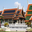 The Royal Palace. Bangkok, Thailand — Stock Photo