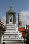 Het Koninklijk Paleis. Bangkok, thailand — Stockfoto