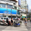Urban landscape, Bangkok, Thailand — Stock Photo