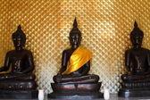 A statue of Buddha. Thailand — Stock Photo
