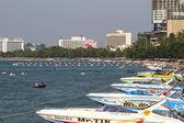Gulf of Siam, Pattaya, Thailand — Stock Photo