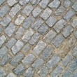 Stone pavement on the street — Stock Photo