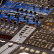Stock Photo: Professional mixing equipment with lot of buttons