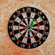 Dartboard — Stock Photo #10226462