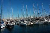 Fartyg, båtar, yachts — Stockfoto