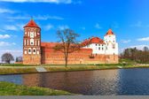 Mir Castle Complex — Stock Photo