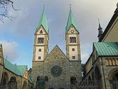 Pilgrimage basilica — Stock Photo