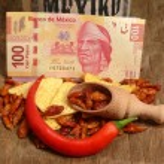 Mexican pesos MXN — Stock Photo #8247872