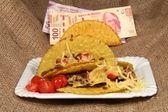 Fresh Tacos — Stock Photo