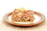 Lasagne — Stock Photo