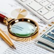 Accounting. - Stockfoto