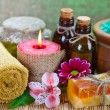 Aromatherapy.Spa — Stockfoto