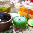 Stock Photo: Aromatherapy.Spa