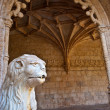 Mosteiro dos Jeronimos — Stock Photo #10283605