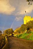 Castelo Sao Jorge — Stock fotografie
