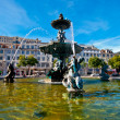 Stock Photo: Rossio