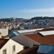 View over Lisbon — Stock Photo