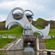 Falkirk Wheel — Stock Photo #10478563