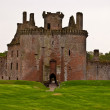 caerlaverock castle — Stock Photo #10653539