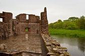 Caerlaverock Castle — Stock Photo