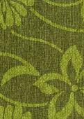 čalounění textury s květinovým vzorem — Stock fotografie