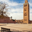 Marrakesh city mosque — Stock Photo #8815064