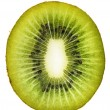 Kiwi Fruit Cross Section — Stock Photo #10051558