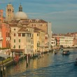 Venice. The Grand Canal — Stok fotoğraf