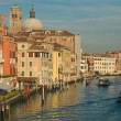 Venice. The Grand Canal — Stock Photo