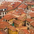 Stock Photo: The roofs of Florence