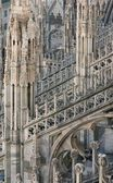 ミラノのドゥオーモ大聖堂 — ストック写真