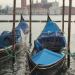 Stock Photo: Gondola. Venice