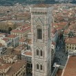 Florence. Giotto's Bell Tower — Stock Photo