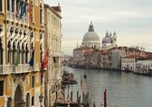 Venice. Grand Canal — Stock Photo