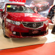 ������, ������: Honda Spirior car on display