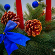 Christmas ornaments — Stock Photo #8803567