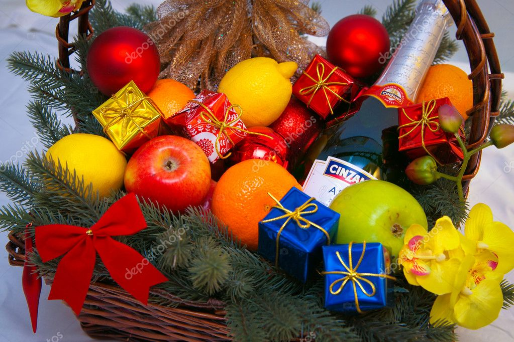 Christmas ornaments — Stock Photo #8803512