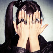 Lot of rings — Stock Photo #10059671