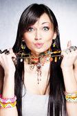Biju fashion accessories — Stock Photo