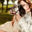 Loyal friend — Stock Photo