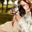 Loyal friend — Stock Photo #10503431