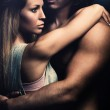Intimate moments — Stock Photo