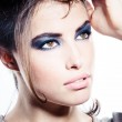 Strong make up — Stock Photo