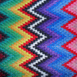 Hand knitted background — Stock Photo #9195607