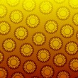 Sunflower background - Stockfoto
