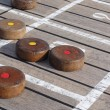 Shuffleboard — Stock Photo