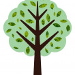 Tree Illustration — Stock Photo #9298567