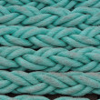Green rope - Stockfoto